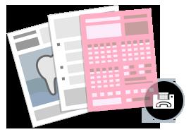 Heil- und Kostenplan per Fax übertragen