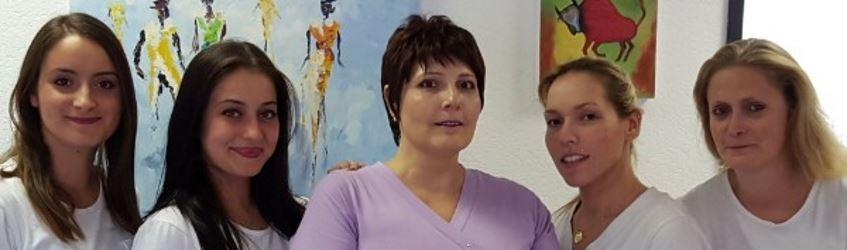 Zahnärztin Frau Dr.‑medic stom. (RO) Claudia Tiz, Bild Nr. 1