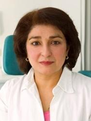 Zahnärztin Frau Dr. Mandana Sarram, Bild Nr. 1