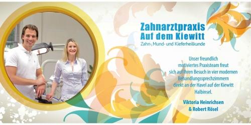 Zahnärztin Frau ZÄ Viktoria Heinrichsen, Bild Nr. 1